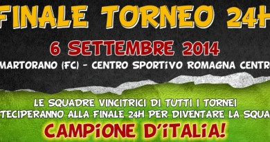 Calcio 5 - Finale 2014