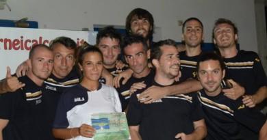 Tornei di calcio a5 e calcio a7: Finale nazionale 2013
