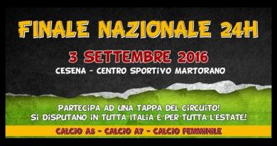 Finale Nazionale 2016