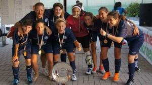 No Name (Milano) - Campioni d'Italia C5 donne