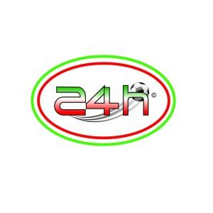 Logo circuito 24h - Tornei di calcio a 5