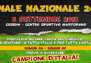 Finale 2018 – torneo calcio a 5 e calcio a 7