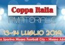 Coppa Italia amatoriale 2019