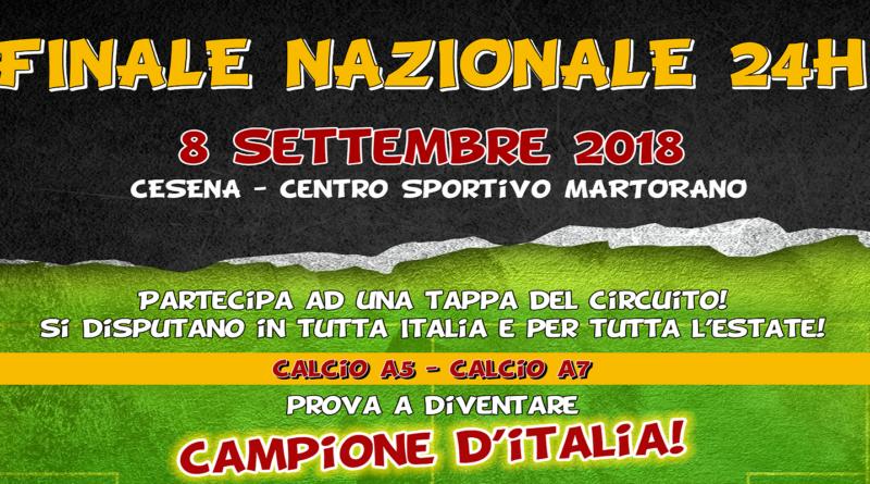 Finale Nazionale 2018